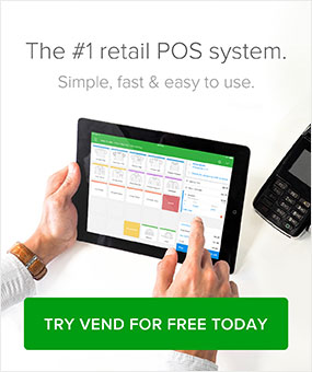 Try Vend for free today