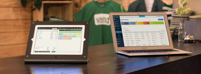 QuickBooks Online and Vend POS