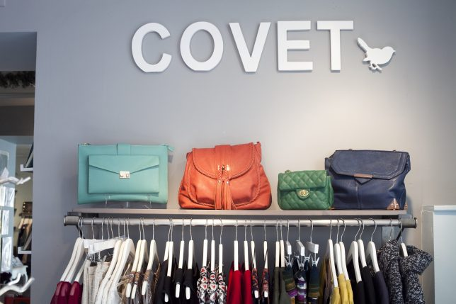 Vend Covet SF