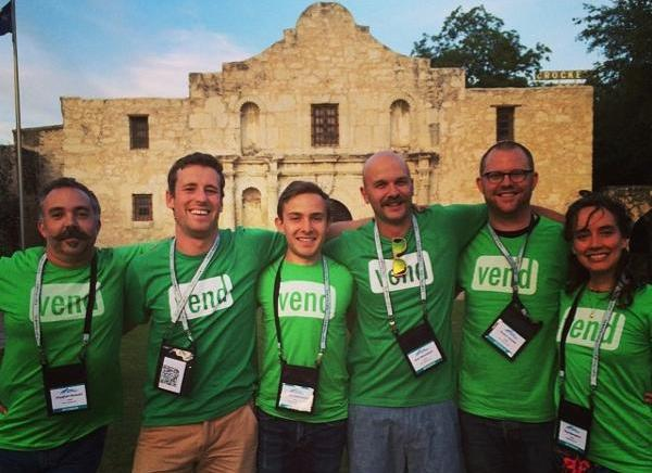Vend at the Alamo