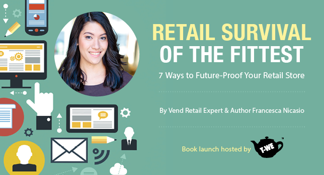 Retail Survival of the Fittest Book Launch