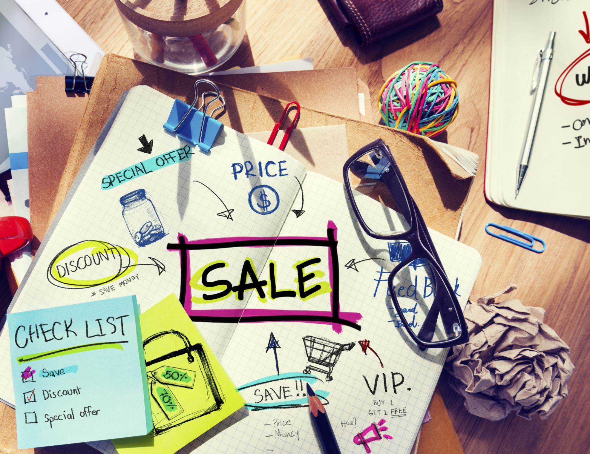How to discount in retail 5 tips for running sales without margins fandeluxe Images
