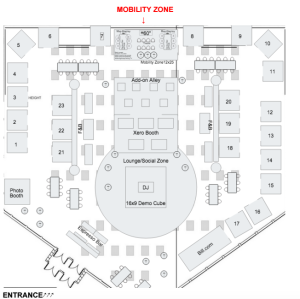 xerocon denver site map