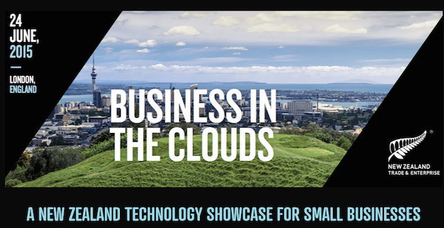 NZTE Business in the Clouds