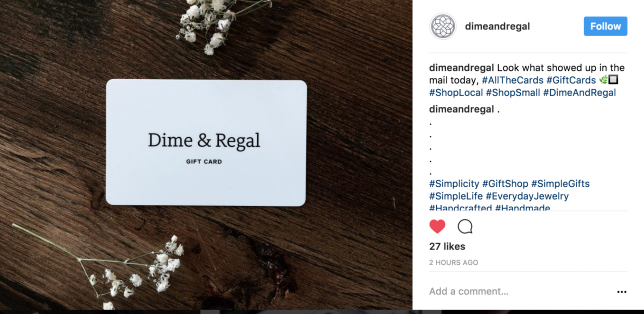 How to sell more gift cards in your retail store 6 proven ways if you have gift cards in store snap a cute photo and share it on social media just make sure you dont overdo things promoting gift cards via social is colourmoves