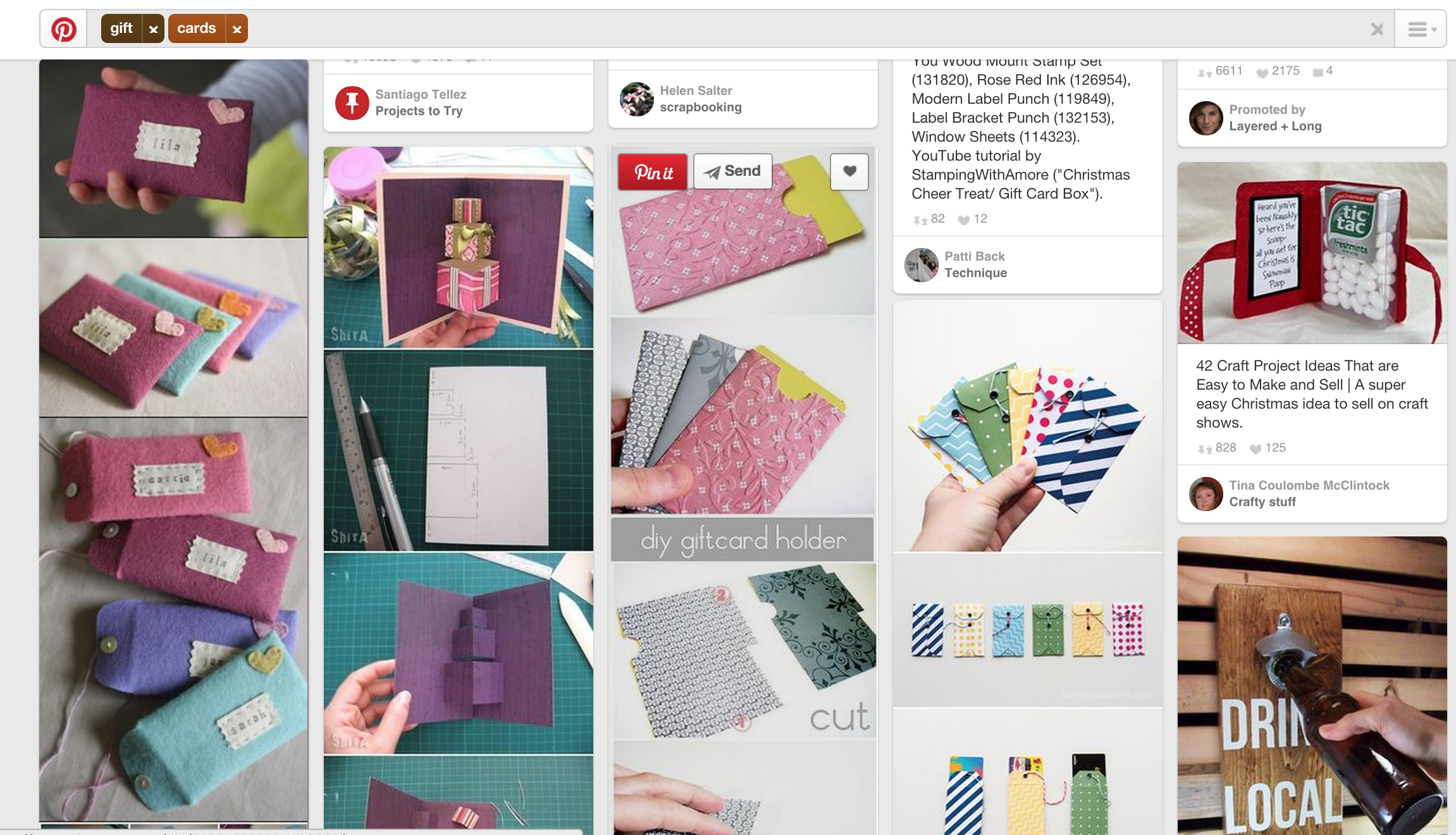 giftcards2 pinterest want your gift card displays