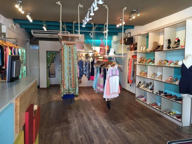 Le Shop in