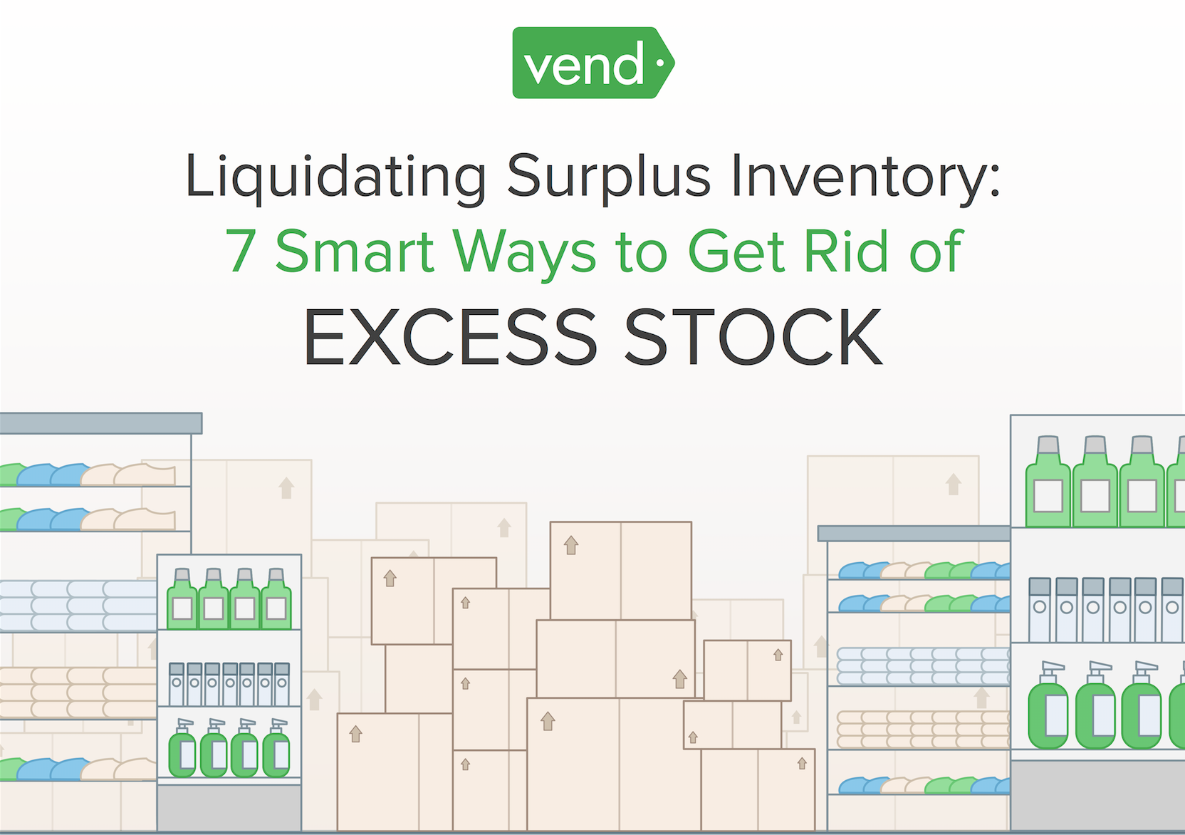 INFOGRAPHIC: 7 Smart Ways to Get Rid of Surplus Inventory - Vend