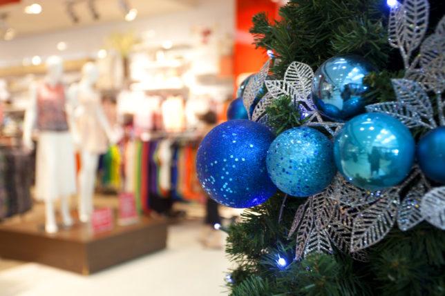 Christmas in Sydney Shopping